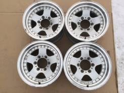 Bridgestone NR. 8.0x16, 6x139.70, ET1, ЦО 110,0мм.