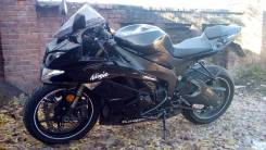 Kawasaki Ninja ZX-6R. птс, без пробега. Под заказ