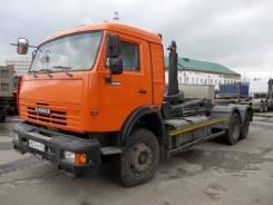 Автосистемы АС-15. Мультилифт АС-15 мусоровоз контейнеровоз Камаз 65115, 2012г, 11 760 куб. см.