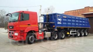 Камаз 65806. Продаем тягач КамАЗ 65806 Т5, 11 970 куб. см., 74 000 кг.