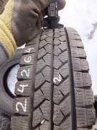 Bridgestone Blizzak VL1. Зимние, без шипов, 2014 год, износ: 10%, 2 шт. Под заказ