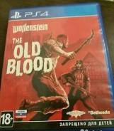 Продам wolfenstein the olb blood