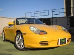 Porsche Boxster. автомат, задний, 2.7, бензин, 55 200 тыс. км, б/п, нет птс. Под заказ
