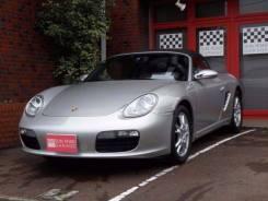 Porsche Boxster. механика, задний, 2.7, бензин, 85 400 тыс. км, б/п, нет птс. Под заказ