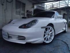 Porsche Boxster. механика, задний, 3.2, бензин, 42 тыс. км, б/п, нет птс. Под заказ