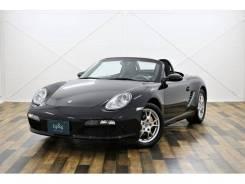Porsche Boxster. автомат, задний, 2.7, бензин, 23 тыс. км, б/п, нет птс. Под заказ