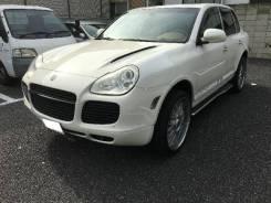 Porsche Cayenne. автомат, 4wd, 5.2, бензин, 46 тыс. км, б/п, нет птс. Под заказ