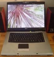 """Acer. 15.4"""", 1,7ГГц, ОЗУ 2048 Мб, диск 120 Гб, WiFi"""