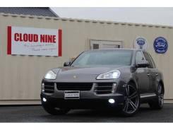 Porsche Cayenne. автомат, 4wd, 4.8, бензин, 50 тыс. км, б/п, нет птс. Под заказ