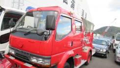 Mitsubishi Canter. 4WD, 4 600 куб. см., 2 000 кг.