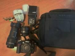 Nikon D7000. 10 - 14.9 Мп, зум: 12х