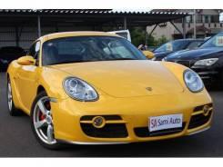 Porsche Cayman. механика, задний, 3.4, бензин, 79 тыс. км, б/п, нет птс. Под заказ