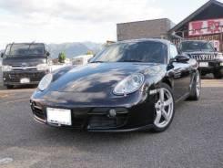 Porsche Cayman. автомат, задний, 2.7, бензин, 44 тыс. км, б/п, нет птс. Под заказ