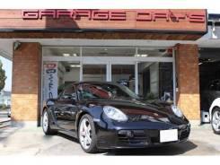Porsche Cayman. автомат, задний, 3.4, бензин, 76 тыс. км, б/п, нет птс. Под заказ