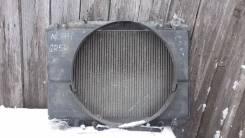 Радиатор охлаждения двигателя. Toyota Lite Ace Noah, SR40G, CR40G, CR50G Двигатели: 3CT, 3CTE