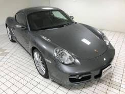 Porsche Cayman. автомат, задний, 3.4, бензин, 27 300тыс. км, б/п, нет птс. Под заказ