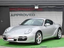 Porsche Cayman. автомат, задний, 3.4, бензин, 69тыс. км, б/п, нет птс. Под заказ