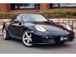Porsche Cayman. механика, задний, 2.7, бензин, 68тыс. км, б/п, нет птс. Под заказ