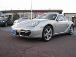 Porsche Cayman. механика, задний, 2.7, бензин, 40тыс. км, б/п, нет птс. Под заказ