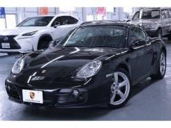 Porsche Cayman. автомат, задний, 2.7, бензин, 40тыс. км, б/п, нет птс. Под заказ