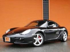 Porsche Cayman. автомат, задний, 3.4, бензин, 24тыс. км, б/п, нет птс. Под заказ