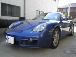 Porsche Cayman. автомат, задний, 2.7, бензин, 59тыс. км, б/п, нет птс. Под заказ
