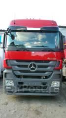 Mercedes-Benz Actros. Mercedes-BENZ Actros 1844LS Megaspace, 12 000 куб. см., 13 000 кг.