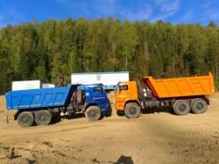 Услуги самосвалов 20т 6х6, 16 куб кузов