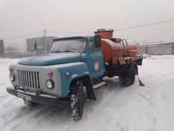 ГАЗ 53-12. Продается топливозаправщик ГАЗ 531201, 4 254 куб. см., 4,92куб. м.