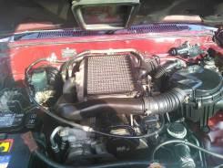 Радиатор охлаждения двигателя. Toyota Hilux Surf, KDN185, KDN185W, KDN215, KDN215W, KZN185, KZN185G, KZN185W Toyota Land Cruiser Prado, KDJ90, KDJ90W...
