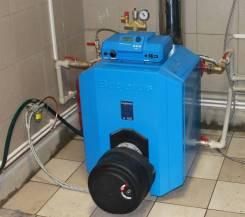 Установка и обслуживание дизельных котлов отопления