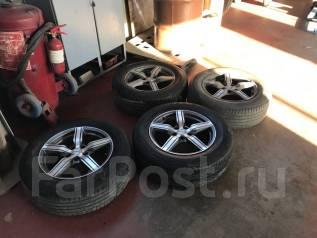 Bridgestone Dueler H/P 225/65/17 б/у. x17