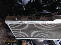 Радиатор охлаждения двигателя. Subaru Impreza WRX STI, GD, GDB