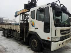Daewoo Novus. Продаётся манипулятор ДЭУ Новус, 1 000 куб. см., 15 000 кг.
