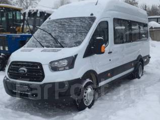 Ford Transit Shuttle Bus. Ford Transit 19+3, 19 мест