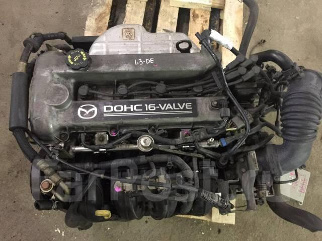 Двигатель в сборе. Mazda MPV, LW3W, LW5W, LWEW, LWFW Двигатель L3DE