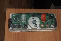 Приборный щиток 2101-2102 до 1975 года с узкими окошками