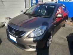 Nissan Latio. вариатор, передний, 1.2 (79л.с.), бензин, 92тыс. км, б/п. Под заказ