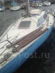 Парусная яхта 26F. Длина 7,30м. Под заказ