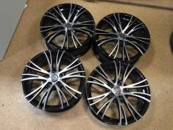 NZ Wheels F-53. 7.0x17, 5x112.00, ET43, ЦО 66,6 мм.