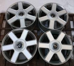 Light Sport Wheels LS 300. 6.5x15, 4x114.30, 5x114.30, ET35, ЦО 72,0мм.