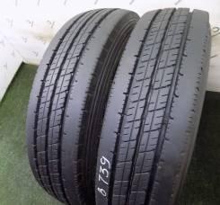 Dunlop Enasave SP LT38. Летние, 2015 год, износ: 10%, 2 шт