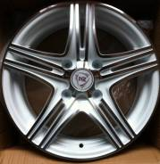 NZ Wheels F-6. 6.5x15, 4x98.00, ET35, ЦО 58,6 мм.
