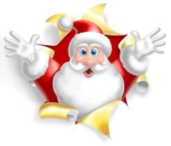 Разыскивается Дед Мороз