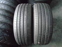 Pirelli Cinturato P7. Летние, 2012 год, износ: 10%, 2 шт
