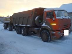Камаз 6520. 6520 самосвал 2011 год с прицепом 2012 г, 3 000 куб. см., 2 000 кг.