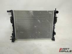 Радиатор охлаждения двигателя. Renault Duster, HSA, HSM Renault Kaptur Двигатели: F4R, K4M, K9K, H4M