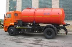 Коммаш КО-529-13. Машина ассенизационная (вакуумная) КО-529-13