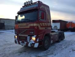 Volvo FH16. Volvo Fh 16, 16 000 куб. см., 20 000 кг.
