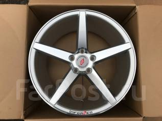 Inforged iFG 7. 9.0x18, 5x114.30, ET38, ЦО 73,1 мм.